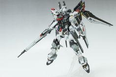 Custom Build: RG 1/144 Strike Freedom Gundam + AEGIS Unit - Gundam Kits Collection News and Reviews