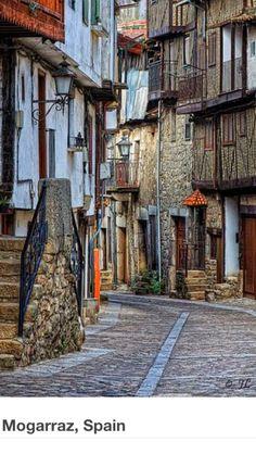 Mogarraz Spain