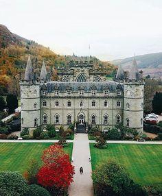 Inveraray Castle, Scotland