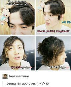 Cute JeongCheol predebut