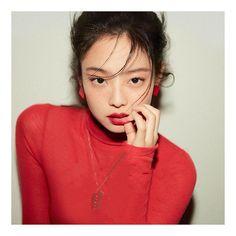 Black Pink Yes Please – BlackPink, the greatest Kpop girl group ever! Jennie Kim Blackpink, Adolescents, Photoshop Me, Wattpad, Blackpink Photos, Pretty Asian, Red Aesthetic, Kpop Girls, Korean Girl