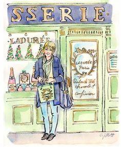 paris breakfasts: Picture Yourself in Paris