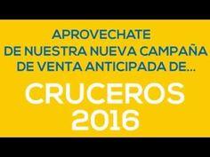 Ofertravel Venta Anticipada Cruceros - YouTube