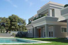 Συγκρότημα κατοικιών στη Βουλιαγμένη | vasdekis Mansions, House Styles, Projects, Home Decor, Mansion Houses, Homemade Home Decor, Villas, Fancy Houses, Interior Design