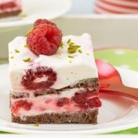 Himbeer Schokolade kuchen -