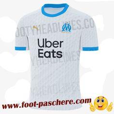 Maillot de Foot Marseille OM Domicile Version Fuite 2020/2021 Replica Pas Cher Messi, Om, Sports, Soccer Players, Hs Sports, Excercise, Sport, Exercise