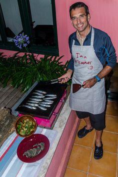 Comme Gérald, cuisinez vos sardines à la plancha !