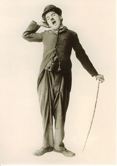 The Little Tramp - Charlie Chaplin