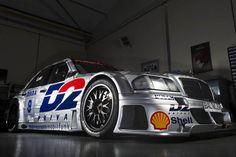 Mercedes-Benz DTM racing car