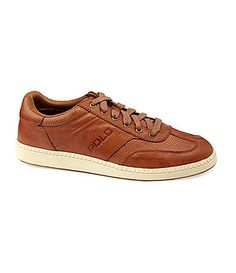 ... Leisure Ralph Lauren Pony Men\u0026#39;s Giles Casual Shoes Khaki ...
