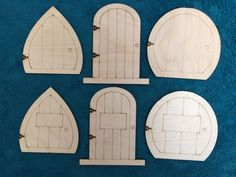derwentlc uploaded this image to 'Wooden Shapes/Fairy Doors'.  See the album on Photobucket.