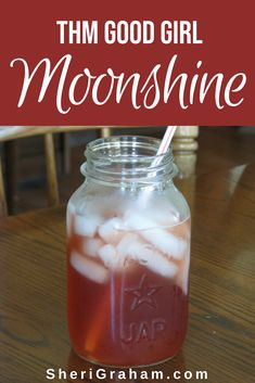 My Version of Good Girl Moonshine – FP – Sheri Graham: Helping you live with intention and purpose! Looking for a refreshing Trim Healthy Mama drink? Give my version of Good Girl Moonshine a try today! Trim Healthy Mama Diet, Trim Healthy Recipes, Healthy Sweet Snacks, Thm Recipes, Healthy Breakfast Recipes, Healthy Drinks, Cream Recipes, Drink Recipes, Moon Shine