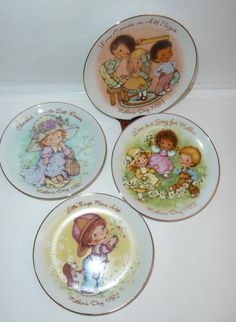Avon collector Plates Happy Mothers Day by HollyWouldFind on Etsy