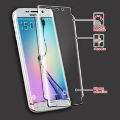 Samsung Galaxy S6 Edge Twin Pack Screen Protector