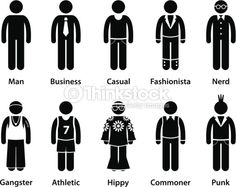 pictogram professions - Google Search