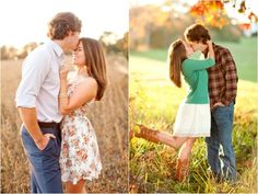 Best Engagement Shoot Poses, Favorite Poses for Engagement Shoots, Engagement Shoot Photo Inspiration, Katelyn James Photography