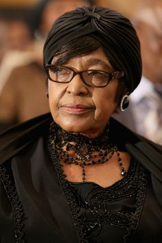 Winnie Mandela's Life Through The Years - Essence South African Politics, Winnie Mandela, Day Of Mourning, Fight For Justice, Idris Elba, Ex Husbands, All Smiles, Human Rights, Interview