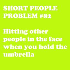"""That's always a perk especially when you """"accidently"""" hit the person you hate"""