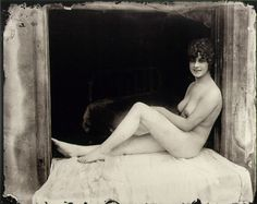 The 1912 Storyville Prostitutes from New Orleans (NSFW)