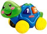Fisher Price: Roll-Along Pals Turtle - http://www.partyopedia.com/fisher-price-roll-along-pals-turtle/