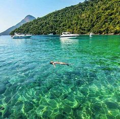 Lagoa Verde, Ilha Grande, Rio de Janeiro! ⚓