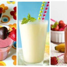 Batidos nutritivos: 8 recetas para preparar