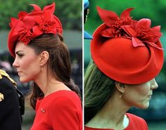 omg is there a reason we don't wear hats like this in America? Why do the Brit's get to have all the fun?!