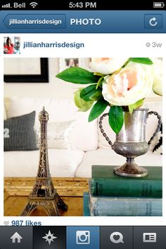 I love Jill's design ideas. :) #jillianharrisdesigns on Instagram