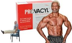 Provacyl will help you to stay manly even when you get older.