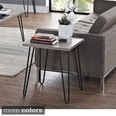 Cute Shop for Ameriwood Home Owen Retro End Table Get free shipping at Overstock