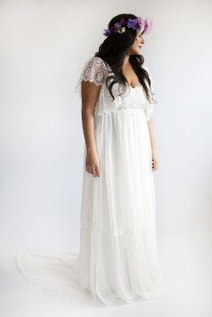 7e8a037b20c Garden Wedding Dresses Plus Size  Bohemian Wedding Dresses Plus Size ...