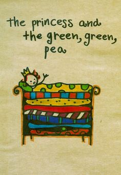 Princess and the Pea by Pinkie-Perfect.deviantart.com on @deviantART