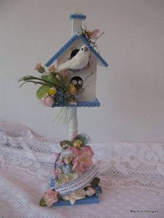 Birdhouse Decor your choice