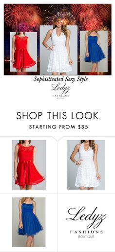 c402b9e4f7c Ledyz Fashions has an amazing selection of dresses for your 4th of July  events! Be