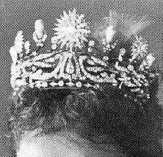 Queen Emma's Diamond Parure
