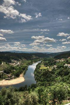 Penacova, Wine Making Region in Central Portugal