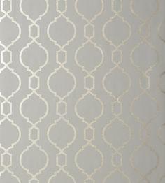 Nisido Bead Wallpaper by Thibaut | Jane Clayton