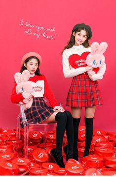 winter korean fashion that looks really trendy. Ulzzang Fashion, Harajuku Fashion, Ulzzang Girl, Kpop Outfits, Outfits For Teens, Cute Outfits, Fashion Poses, Skirt Fashion, Fashion Outfits