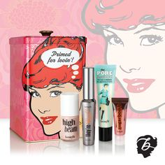 Holiday 2013 - Wrapped Up in Love #holiday #benefitbeauty #beauty