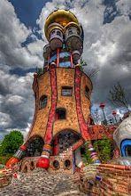 Hundertwasser Tower, Abendsberg