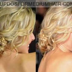 Easy updos for Medium to Long hair