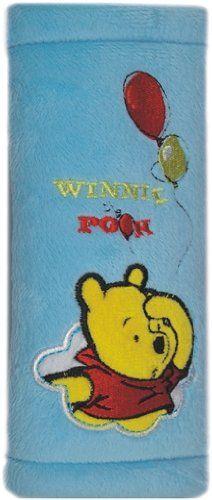 Winnie the Pooh WPKFZ443 - Almohadilla para cinturón de seguridad