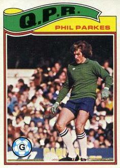 1978-79 Topps #105 Phil Parkes | Trading Card Database Queens Park Rangers Fc, Trading Card Database, Goalkeeper, Baseball Cards, Goaltender, Fo Porter