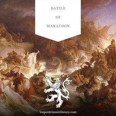 Read the #poem of a great author about the Battle of Marathon, written when she was just 14: http://leopoldclassiclibrary.com/book/the-battle-of-marathon-a-poem-written-in-early-youth
