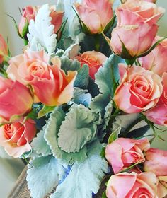 Sometimes the florist remembers to take flowers home! #luxuryflowers #flowers #rose #roses #floral natural #nature #florist #flowershop #princeton #princetonnj