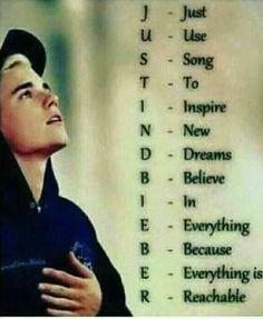 The meaning of Justin Bieber:) Justin Bieber Quotes, Justin Bieber Facts, Justin Bieber Style, Justin Bieber Pictures, Justin Bieber Wallpaper, I Love Him, My Love, Celebrity Crush, My Idol