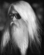 Leon Russell-- Love the look for that Psuedo-modern Gandalf character!