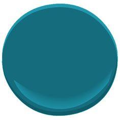 Benjamin Moore - naples blue 2057-30