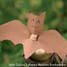 Bat Finger Puppet - National Wildlife Federation