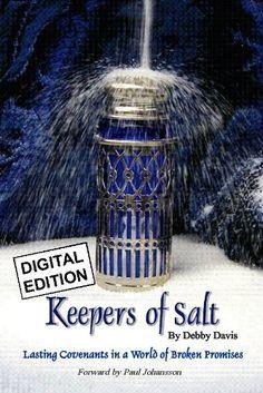 FREE TODAY on Amazon Kindle> Keepers of Salt - Kindle edition by Debby Davis. Religion & Spirituality Kindle eBooks @ Amazon.com.
